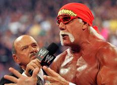 Hulk Hogan header