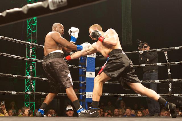 Buffalo run casino boxing