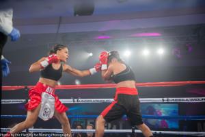 Ava Knight versus Lupita Martinesz