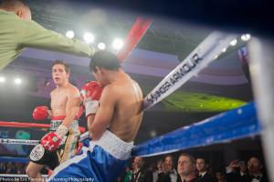 Carlos Cuadras versus Marvin Mabait (3)