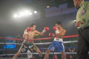 Carlos Cuadras versus Marvin Mabait
