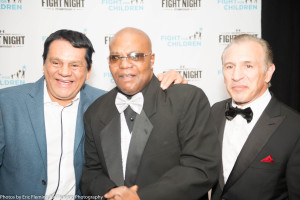 Roberto Duran, Aaron Pryor and Ray Mancini (2)
