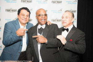 Roberto Duran, Aaron Pryor and Ray Mancini