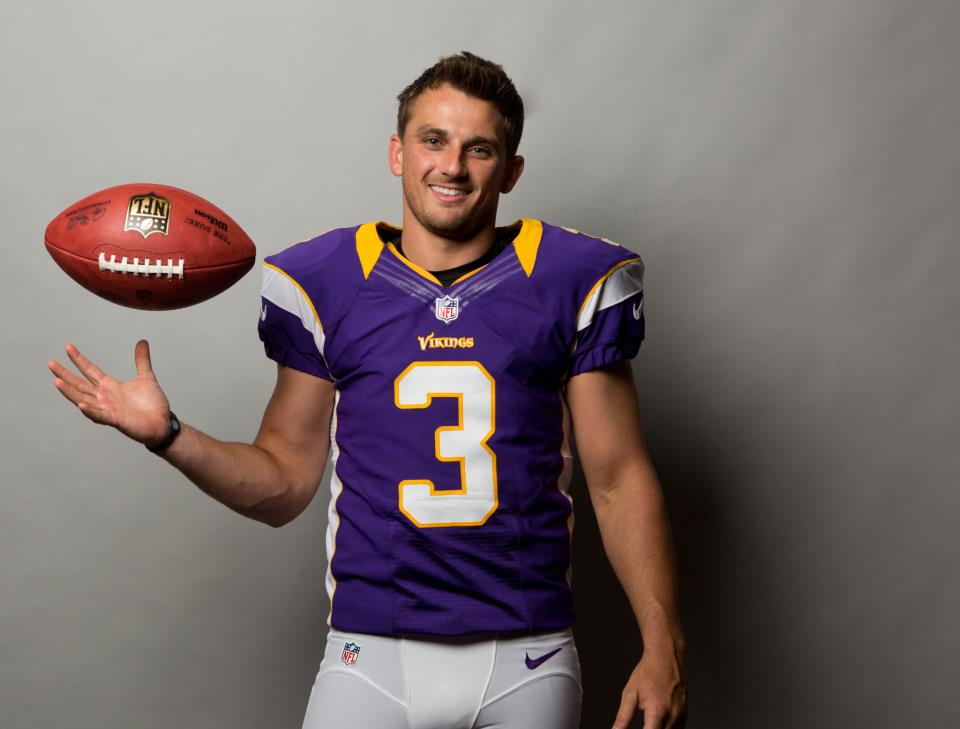 Vikings Kicker Blair Walsh >> Forgive Blair Walsh Though He Has Sinned in Football Terms – NFL News | Ringside Report