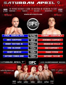WFC50bouts