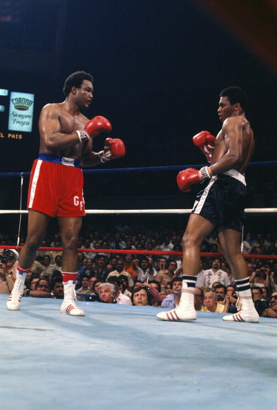 Lost And Found Remembering George Foreman Vs Jimmy Young