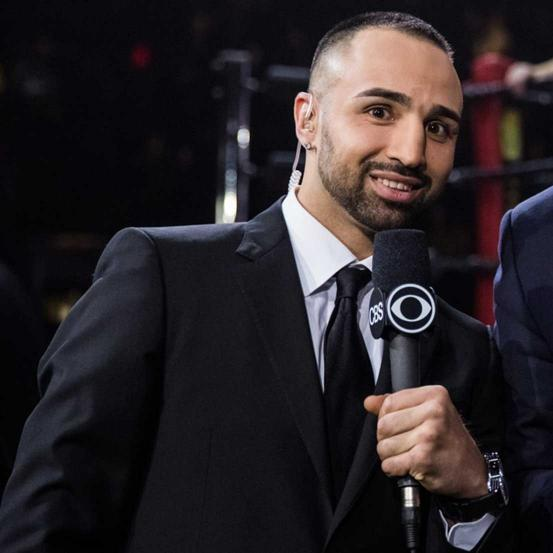 how tall is paulie malignaggi
