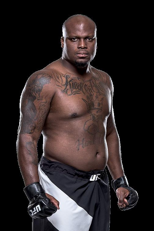 Derrick Lewis Looks for Some R&R After Putting Travis ...