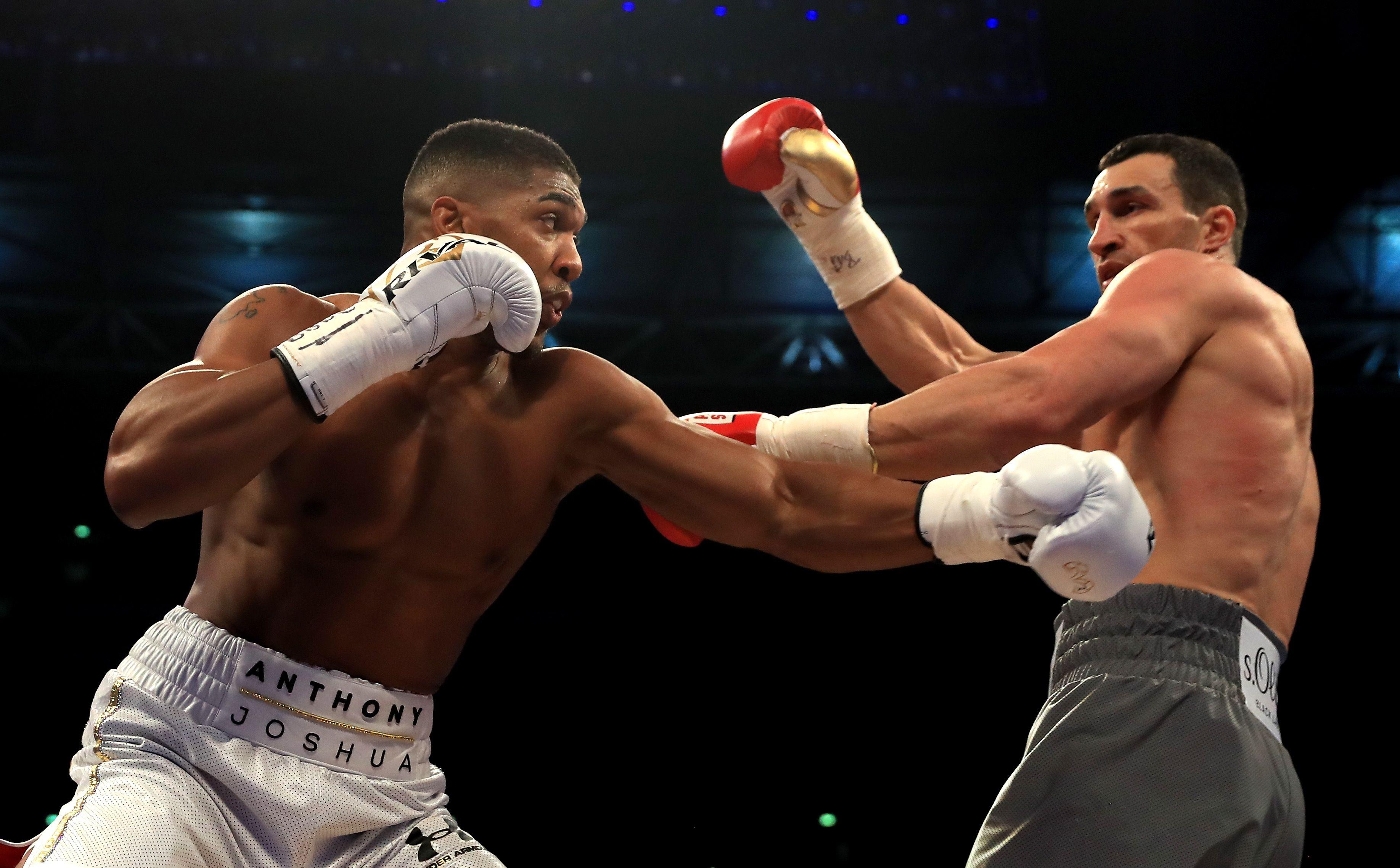 aj boxing