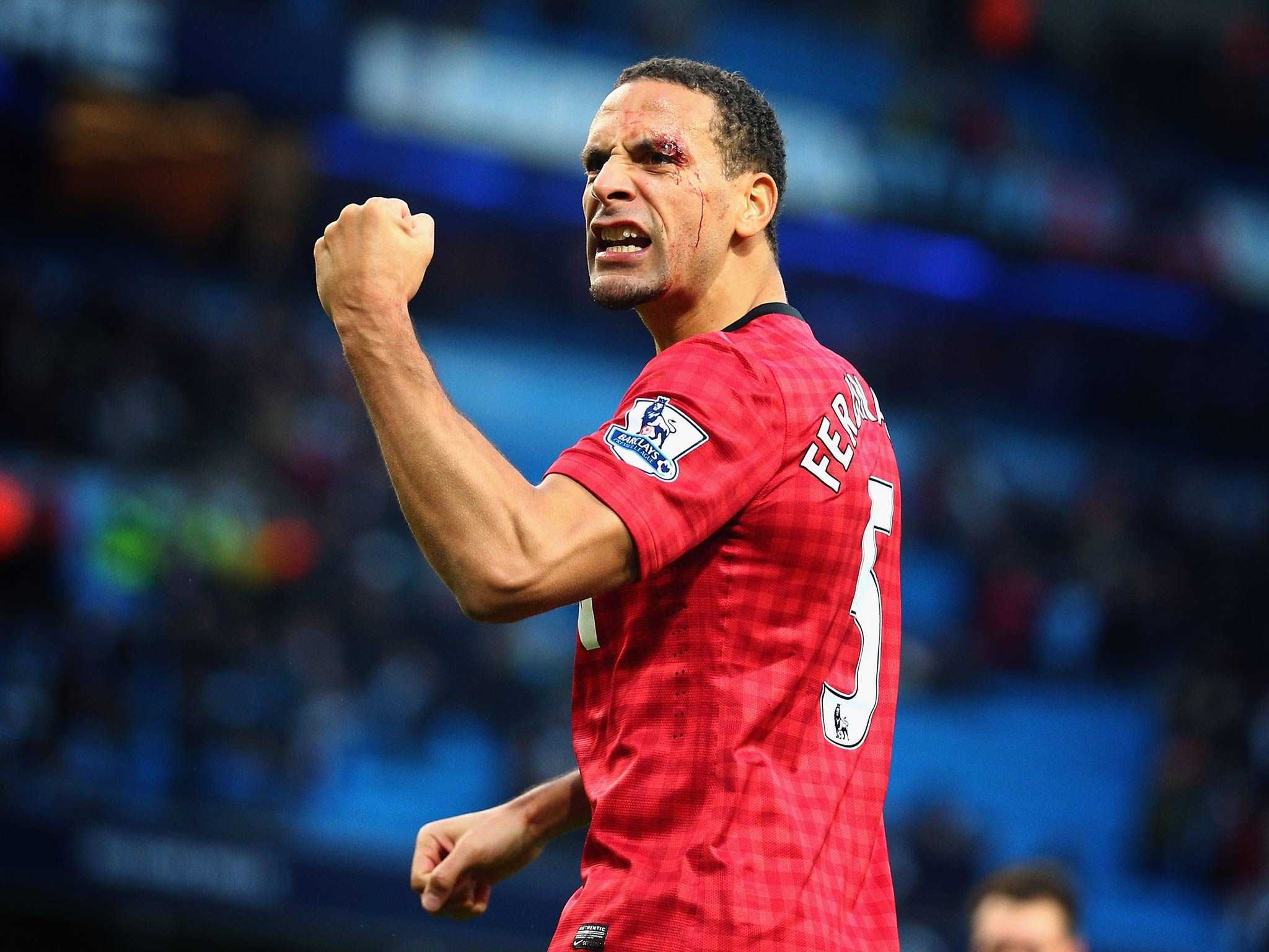 Ex Footballer Rio Ferdinand To Turn Professional in Boxing
