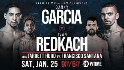 Image result for danny garcia vs. ivan redkach poster